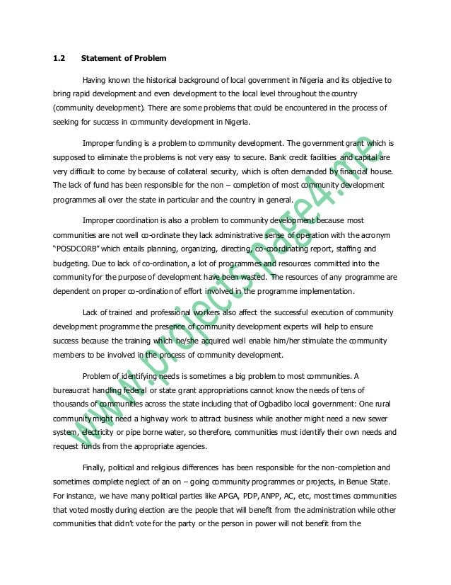 Sample essay about mpa