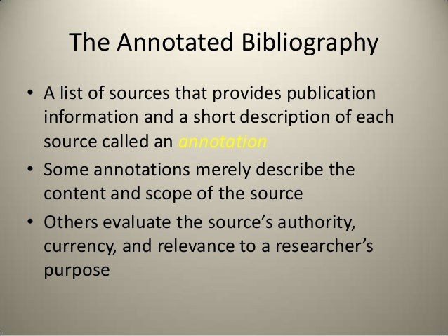 annotative bibliography1 essay Annotated bibliography in mla - professional essay and research paper writing help - we can write you high-quality essay papers for cheap top-quality assignment writing website - get professional help with custom essays, research papers and up to dissertations for cheap high-quality academic writing and editing help - we provide secure assignments for students.