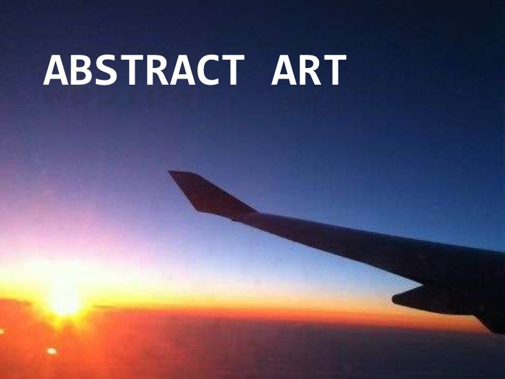 Abstract Art<br />