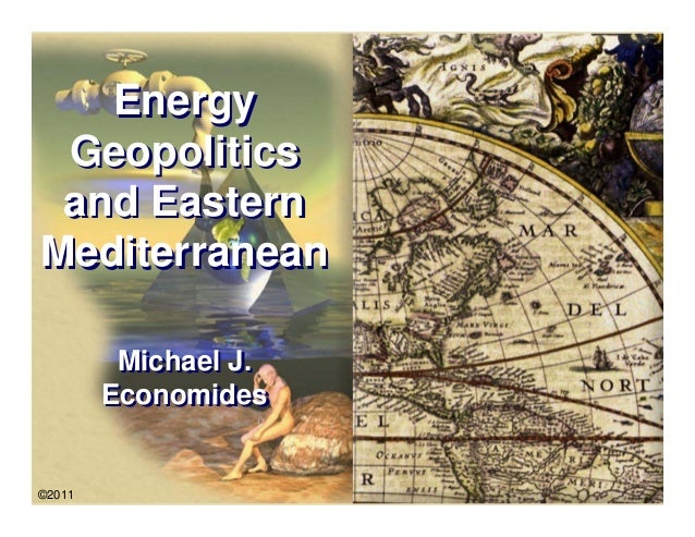 Abstract energy geopolitics