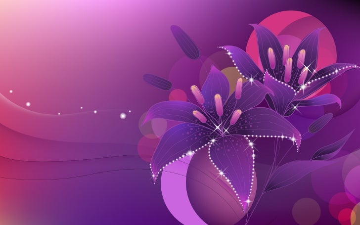 Abstract  Flowers  Designs