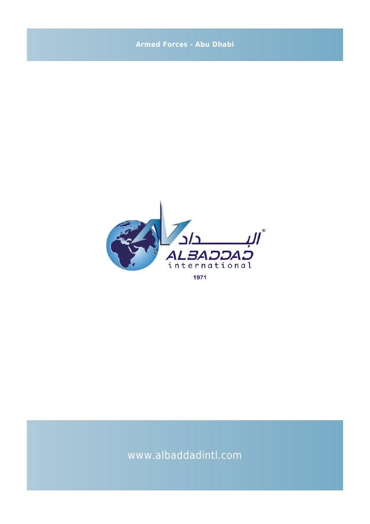 Abu dhabi armed forces