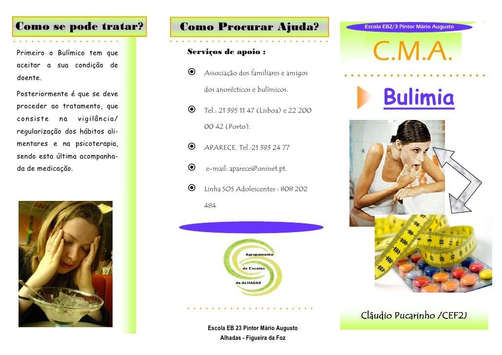 Como se pode tratar?             Como Procurar Ajuda?                        Escola EB2/3 Pintor Mário Augusto     Primeir...