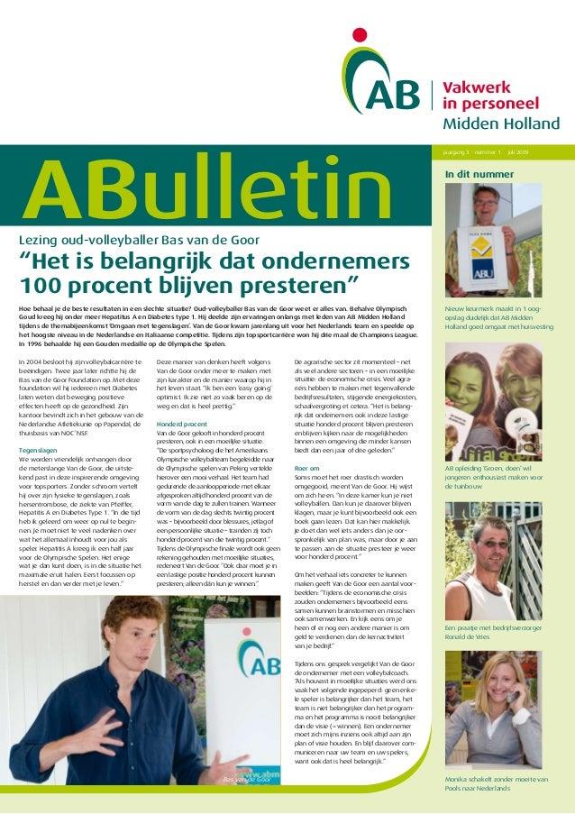 A Bulletin.Nieuw