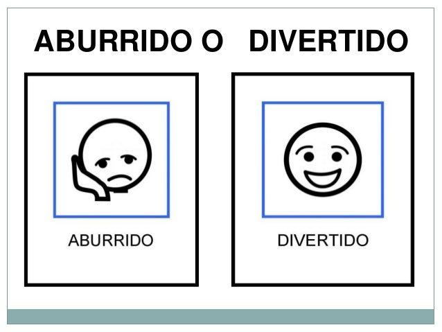 ABURRIDO O DIVERTIDO