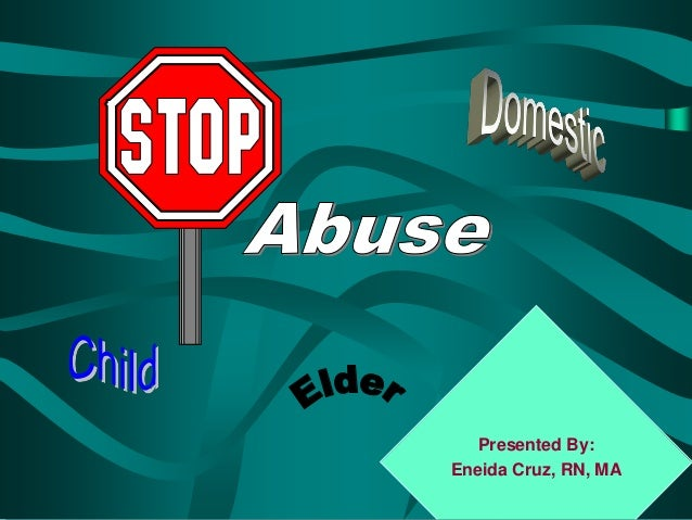 Presented By: Eneida Cruz, RN, MA