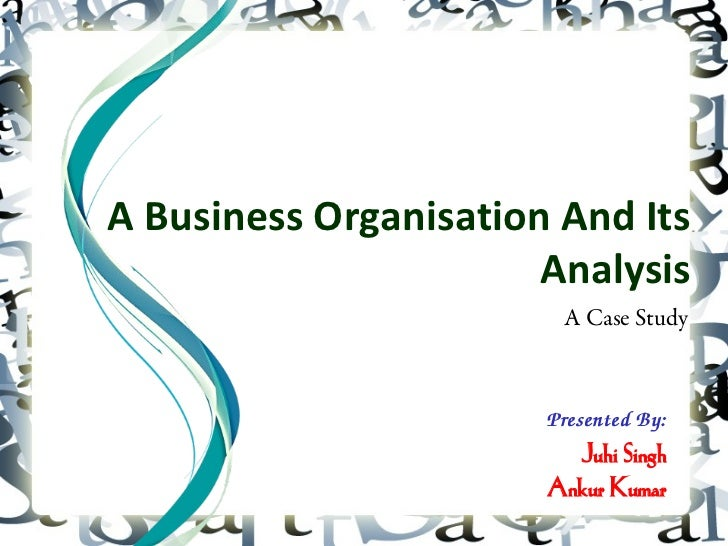 A business organisation -TATA GROUP- pdf