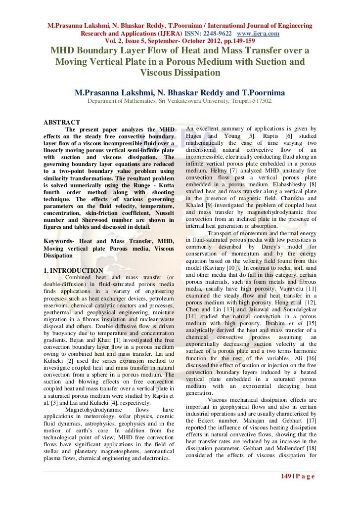 M.Prasanna Lakshmi, N. Bhaskar Reddy, T.Poornima / International Journal of Engineering          Research and Applications...