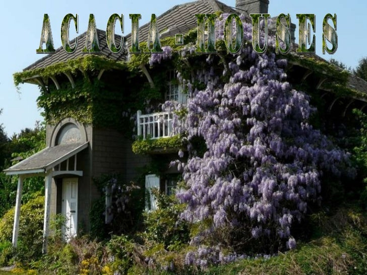ACACIA - HOUSES