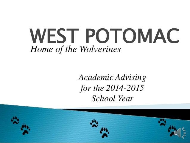 Academic advising1415