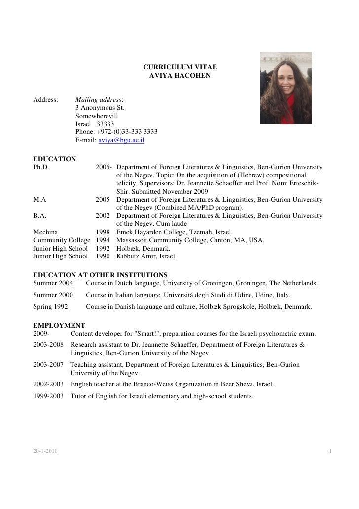 Curriculum Vitae Vs Resume Sample Template Cv Vs Resume Curriculum Vitae Vs  Resume Sample Template Cv  Resume Vs Curriculum Vitae