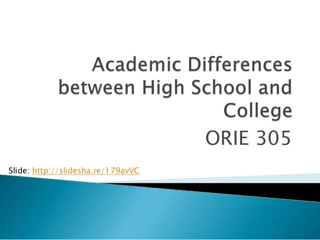 ORIE 305 Slide: http://slidesha.re/179avVC