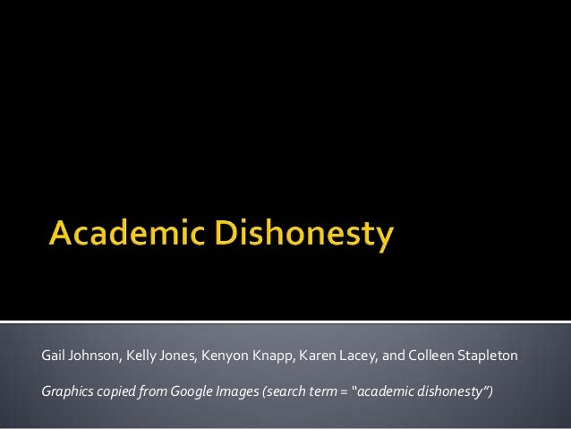 academic dishonesty what can be done Thus, when members of our community commit acts of academic dishonesty, they   submission of same work in two courses without explicit permission to do so.