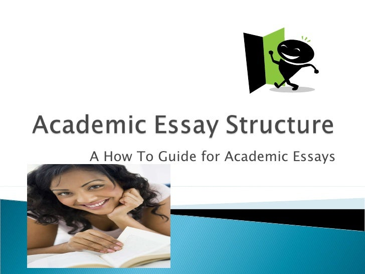 Academic Essay Structure