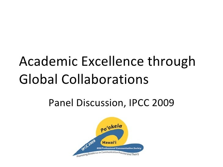Academic Excellence Global Collab