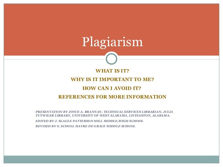 plagiarizing in college Consequences of plagiarism and life in college and beyond can be difficult without them students may be suspended or expelled from college for plagiarizing.