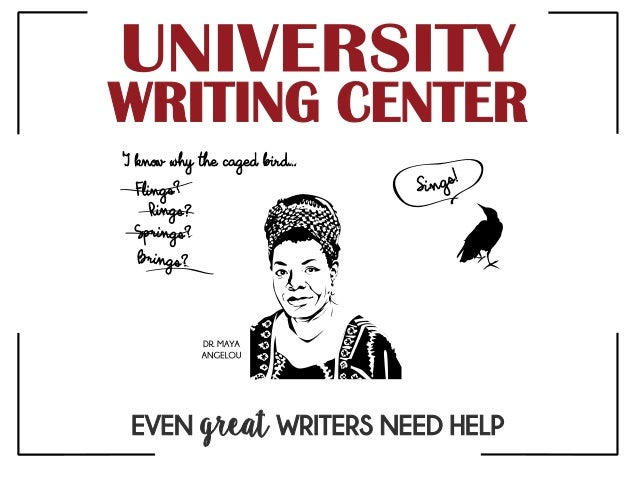 At a loss for words?214 Evans Library | 205 West Campus Librarywritingcenter.tamu.edu | 979-458-1455