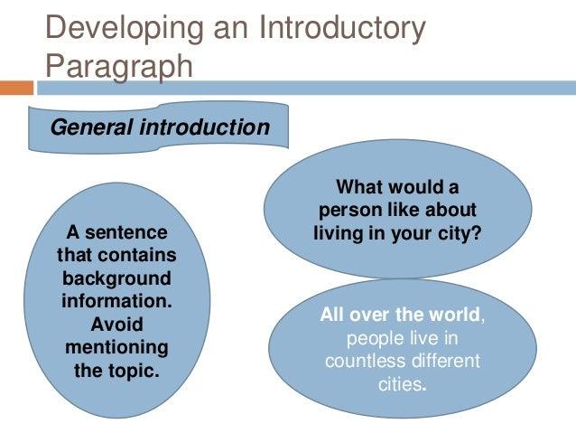Write a descriptive essay of packingtown