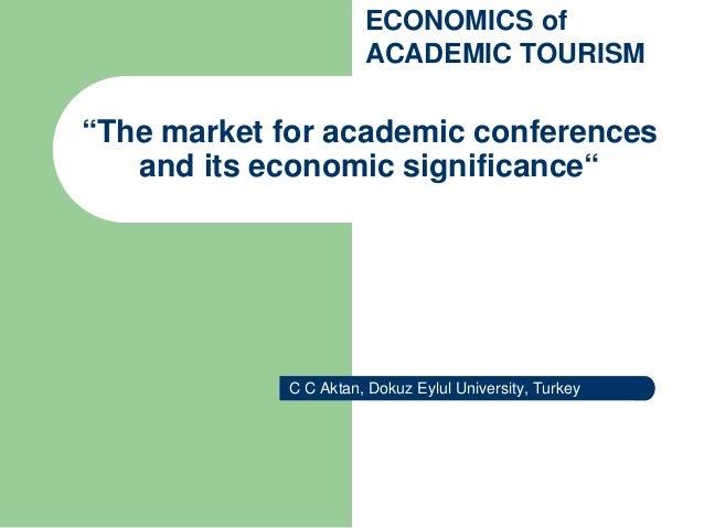 economic significance of tourism