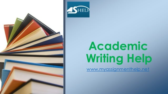 Acedemic writing
