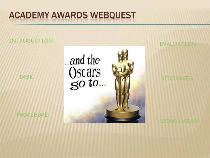 Academy awards Academy