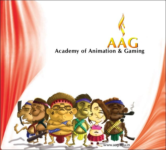 Academy of Animation & Gaming www.aag.edu.in