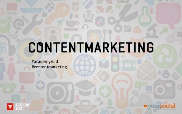 #academyzuid#contentmarketing