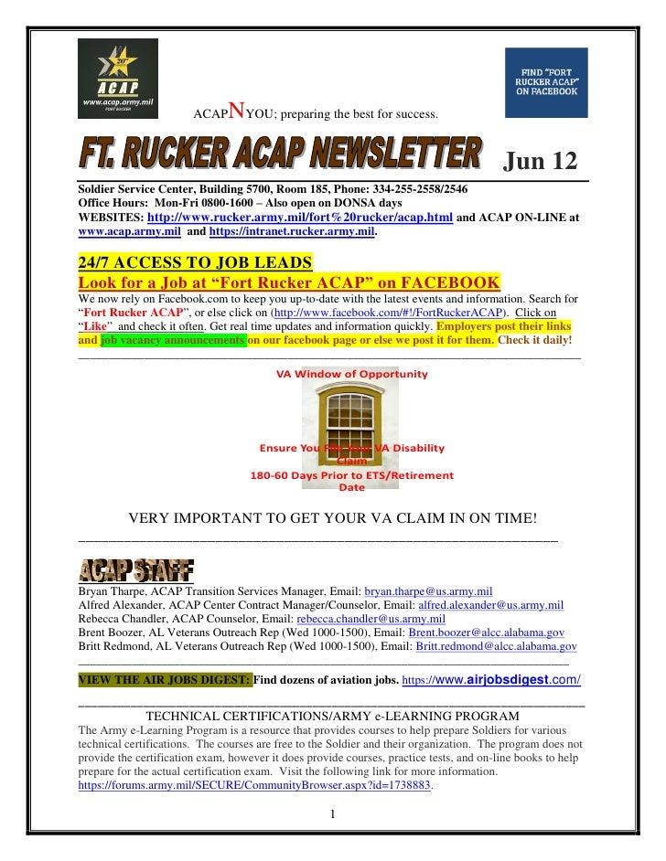 Acap  newsletter(0612)