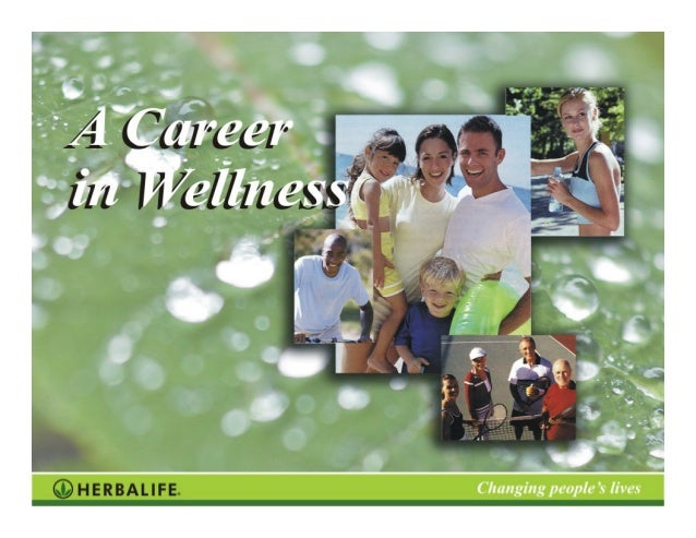 A Career in Wellness