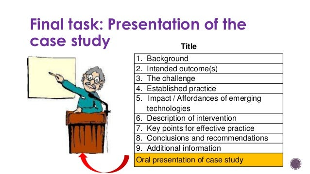 The case study approach
