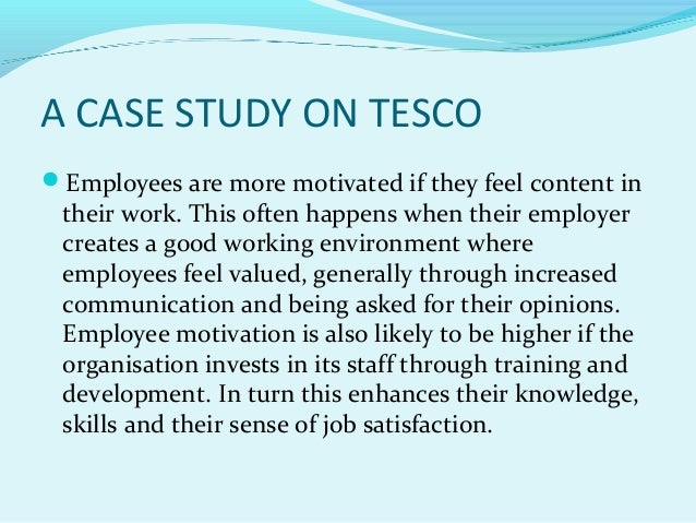motivation and team case study 2 essay Buy online university assignments on leadership case the leadership case studies is a prominent topic of research in employee motivation case study analysis.