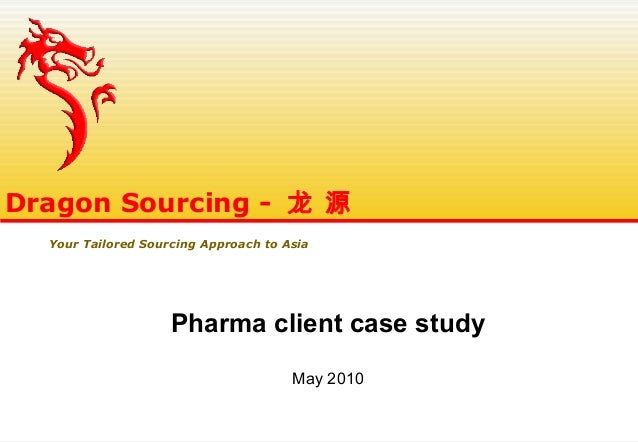 pharma sales case studies Case studies in business analytics with accenture ratings  let's take one  concrete examples in the domain of sales and marketing.