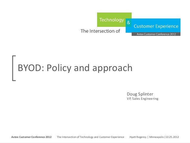 BYOD: How to manage and support employee experience in a Bring Your Own Device world