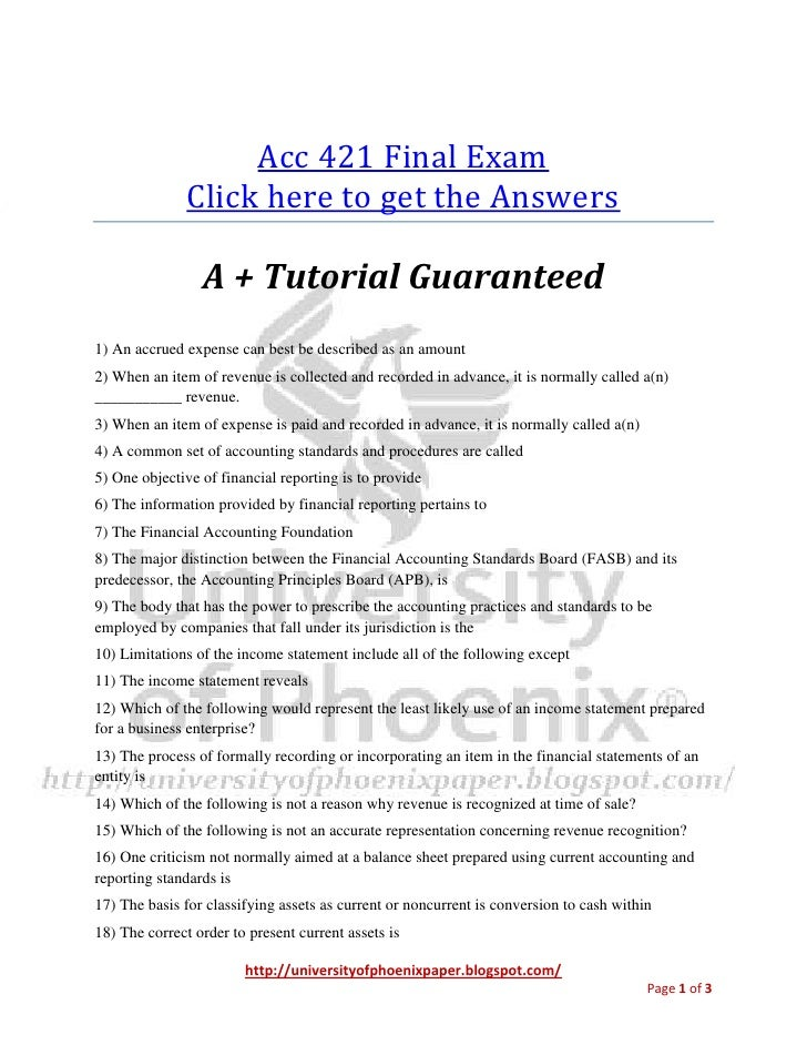 acc 300 exam 2 study guide Or realizable, when it is earned) revenue recognition at point of sale: (1) sales with discounts (2) sales with right of return: three alternative revenue.