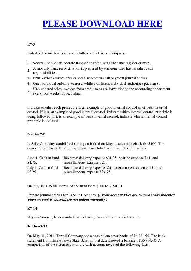 acc 557 homework