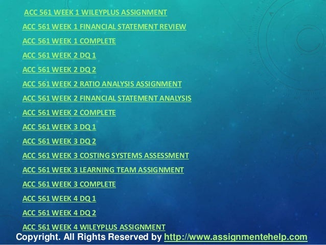 mkt 431 week 4