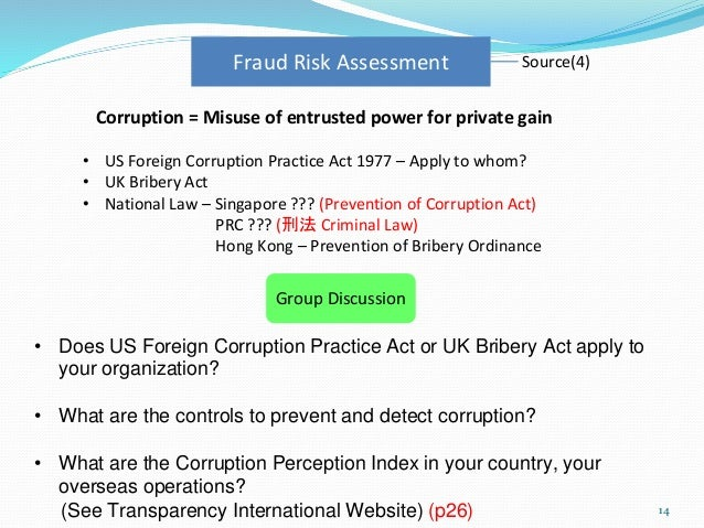 singapore prevention of corruption act In the singtel code of conduct and reflected in this anti-bribery and corruption policy  laws including the singapore prevention of corruption act, .