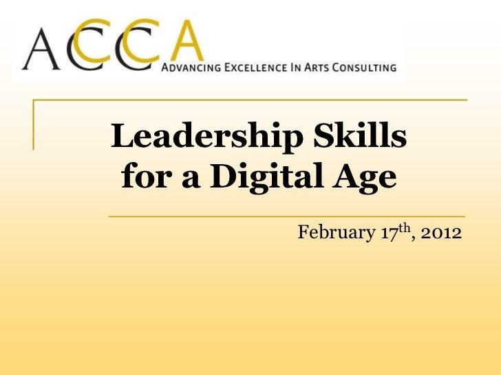 ACCA Leadership Skills for a Digital Age (FINAL)