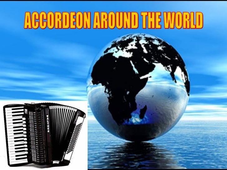 ACCORDEON AROUND THE WORLD  Tangóharmonika