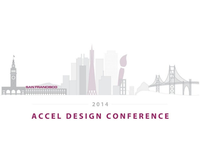 Accel design conference sketch notes