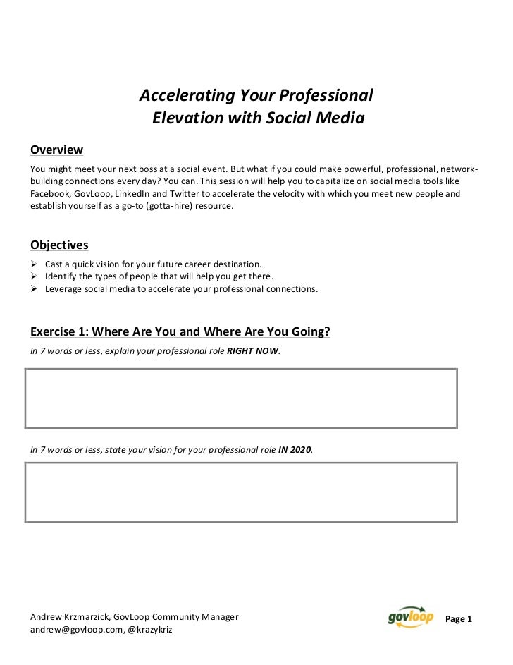 Accelerating Your Professional                                         ...