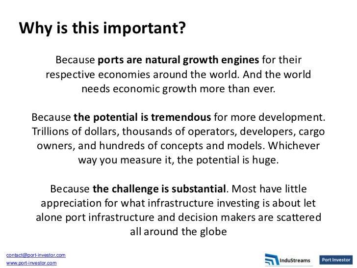 Accelerating Infrastructure Development no FP