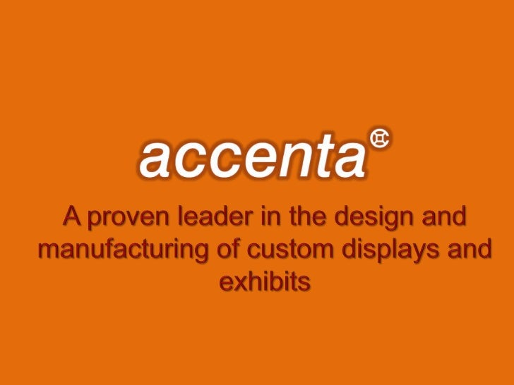 Accenta Display Corp.
