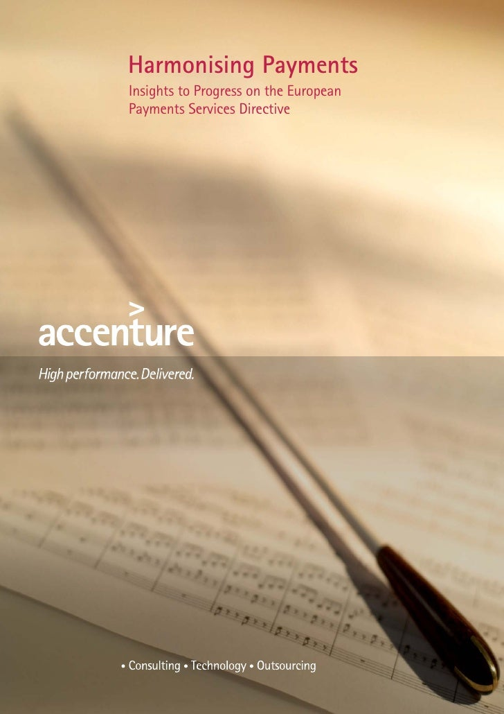 Accenture Payments Survey