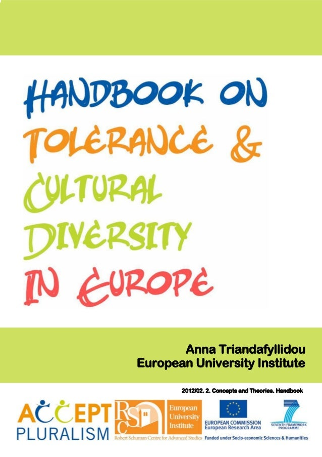 Anna TriandafyllidouEuropean University Institute       2012/02. 2. Concepts and Theories. Handbook
