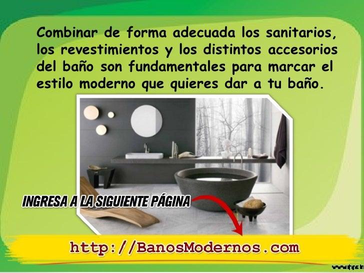 Accesorios De Baño Cromados Modernos:dentro de los accesorios para bañosmodernos se extiende de nuevo