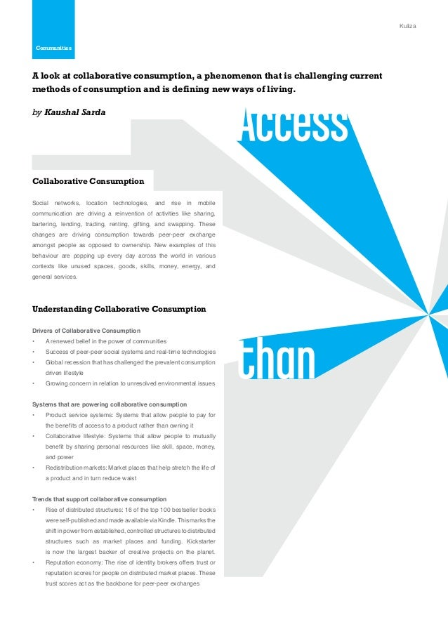 Access Greater Than Ownership