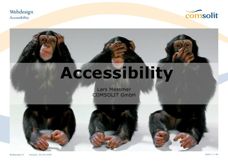 Webdesign Accessibility                                           Accessibility                                           ...