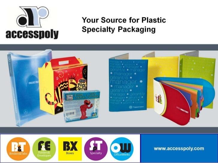 Accesspoly Custom Packaging