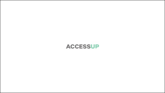 AccessUp - Enter the US market